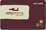 Vinomania Gift Certificates